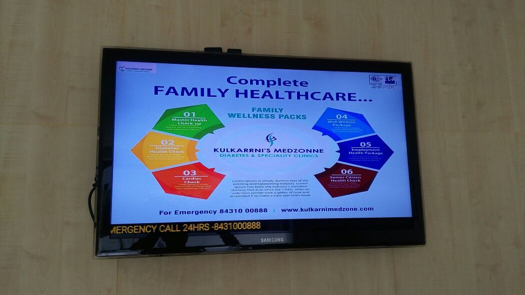 Kulkarrni's Medzonne Diabetes & Speciality Clinics