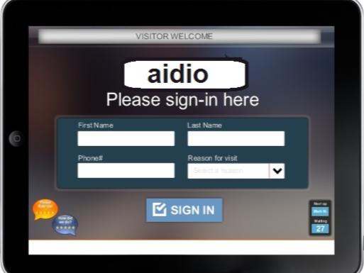 Aidio Interactive Apps